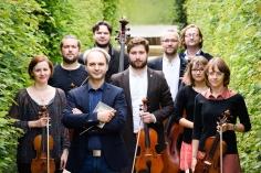 Prague based chamber orchestra Haydn Ensemble. / Komorní orchestr Haydn Ensemble.